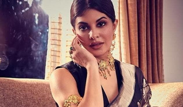 Jacqueline Fernandez adopted two villages in Maharashtra on her birthday.