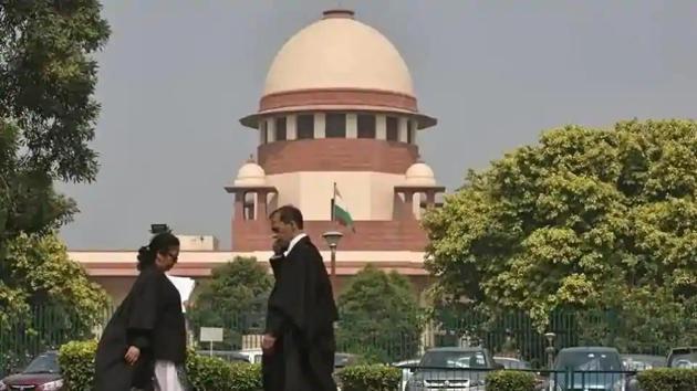Supreme Court.(HT file)