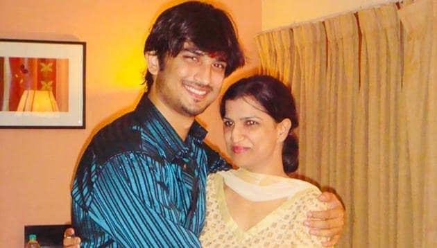 Meetu Singh with brother Sushant Singh Rajput (file picture).