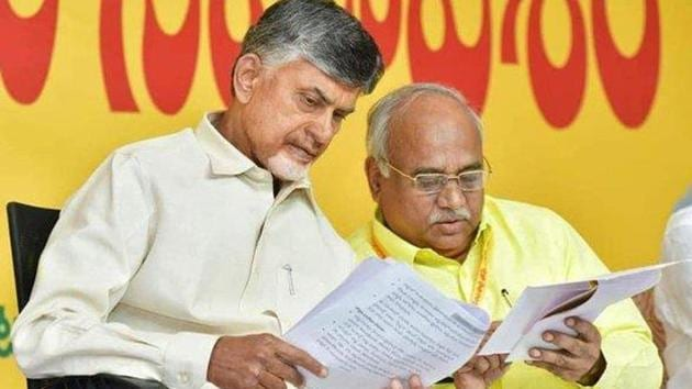 Chandrababu Naidu brought to the notice of PM Modi that even private individuals were using cutting edge technology and equipment to unlawfully tap the phones. (Photo @ncbn)