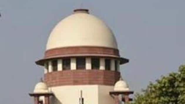 The Supreme Court had reserved its judgment in the case on July 27.(Burhaan Kinu/HT PHOTO)