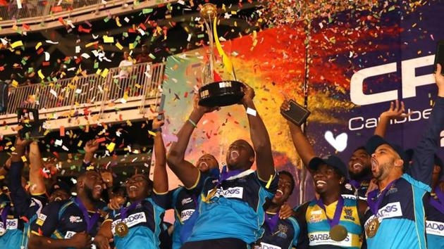 File image of Caribbean Premier League.(File)