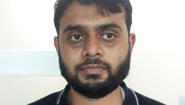 A resident of Basavangudi in Bengaluru, Abdul Rahman was arrested on Aug 17, 2020, in connection with the agency's probe against a Kashmiri couple(Photo Credit: NIA)