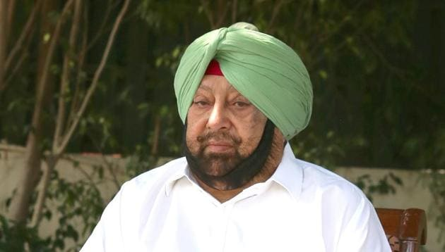 'Punjab will burn':Amarinder Singh urges Centre to be cautious on SYL Canal is...