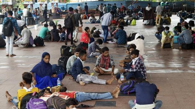 The Railways, through its official Twitter handle, said that there was nothing new in this as the Railways have been using the method to control people since the start of coronavirus pandemic.(ANI File)