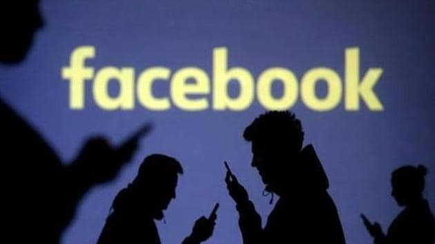 A journalist in Chhattisgarh has been booked over a Facebook post.(Reuters File Photo)