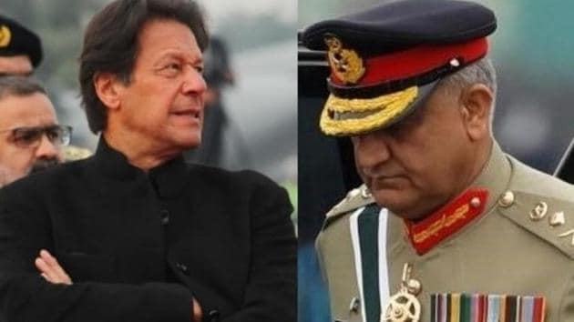 Prime Minister Imran Khan sent Army chief General Qamar Bajwa to Saudi Arabia to smooth relations after foreign minister Shah Mahmood Qureshi's statement on OIC meeting(Agencies)