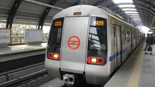 The Delhi Metro Rail Corporation had taken a soft loan of Rs 35,198 crore for construction work from Japan International Cooperation Agency (JICA).(Reuters File Photo)