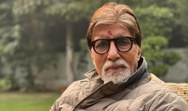 Amitabh Bachchan replied to a fan who requested him to tweet in Hindi.