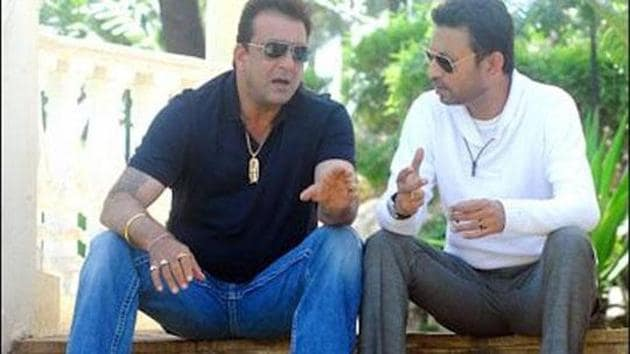 Sanjay Dutt recently announced a break from work to focus on treatment.