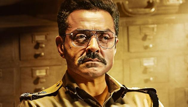 Class of 83 movie review: Bobby Deol in a still from the new Netflix film, directed by Atul Sabharwal.