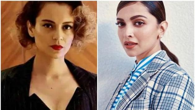 Deepika Padukone has been championing the cause of mental health for a while. Kangana Ranaut has been speaking on Sushant Singh Rajput death case for the last two months.