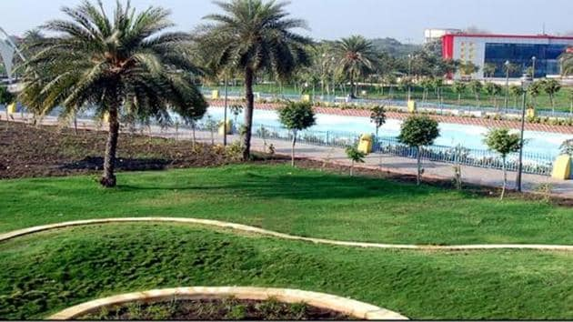 Indore wins Swachh Survekshan Awards 2020 under the cleanest city category. Indore regional park.(indore.nic.in)