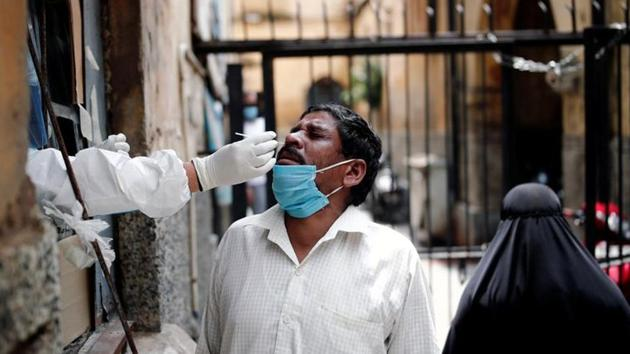 The number of active cases in the state are 7,555, while 42,793 Covid-19 patients have been discharged after recovery.(Reuters file photo. Representative image)