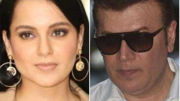 Aditya Pancholi and Kangana Ranaut have been at loggerheads for several years.