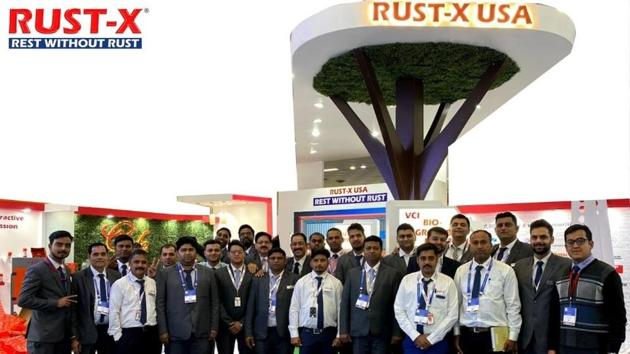Rust-X is also investing in water-based and biodegradable products to minimize the industry's impacts on the environment.(Digpu)