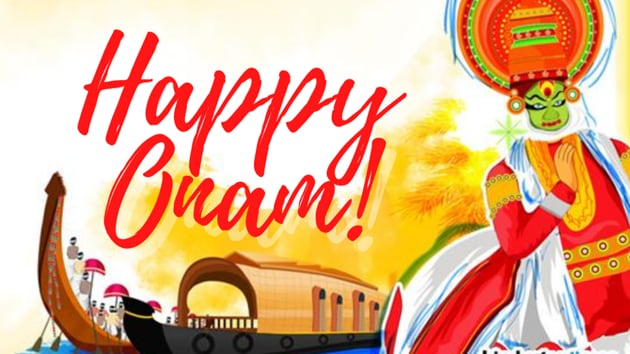 Happy Onam wishes to share with your loved ones.
