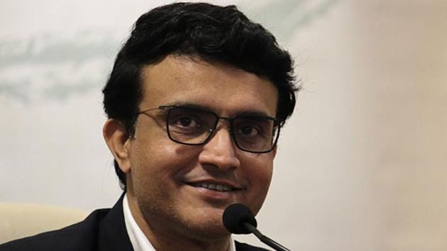 Sourav Ganguly covered many topics in his email to state units.(Getty Images)