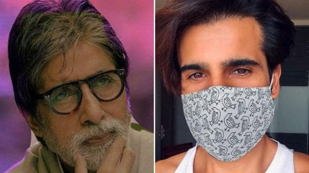 Amitabh Bachchan shared a throwback picture on Ganeshotsav and Karan Tacker spoke about his wrong Covid test result.