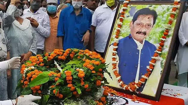 Chetan Chauhan died last week due to Covid-related complications.