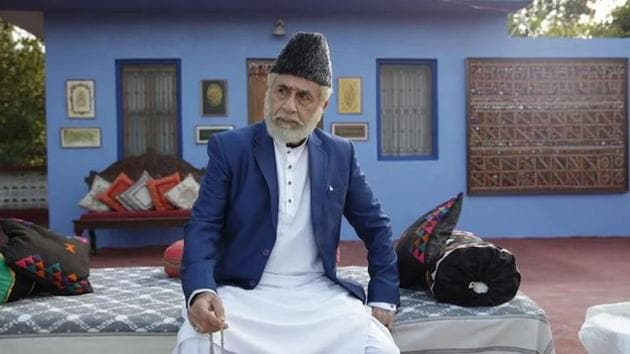 Naseeruddin Shah in Mee Raqsam.