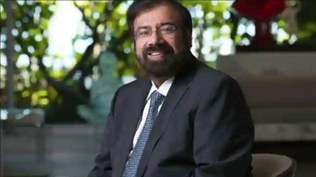 """If you are tired of attending Zoom meetings like me, here's what you do,"" Harsh Goenka tweeted.(Twitter/@hvgoenka)"