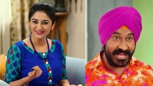 Neha Mehta played Anjali and Gurcharan Singh played Sodhi on Taarak Mehta Ka Ooltah Chashmah.