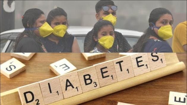 Indian researcher in New York finds air pollution linked to diabetes development(Twitter/ians_india/dietingsimply)