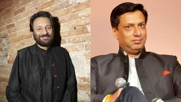 """Director Shekhar Kapur had tweeted recently """"25 yrs ago Mani Ratnam, Ram Gopal Verma and I predicted that soon our creativity will be controlled by big corporations, if directors ourselves don't get together to counter that corporate power..."""""""