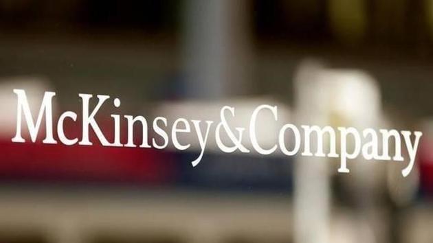 US firm McKinsey.(Reuters)