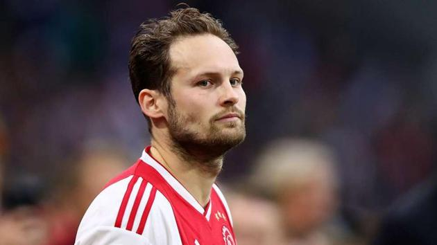 File image of Daley Blind.(Getty Images)