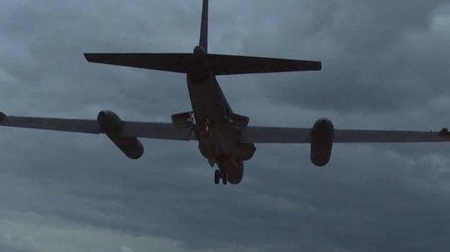 File photo of US U-2 high-altitude reconnaissance aircraft. (Photo @CrecyAir)