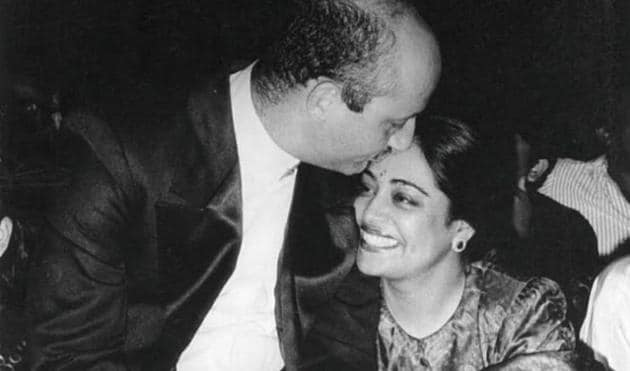 Anupam Kher said that he has known wife Kirron Kher for almost 45 years now.