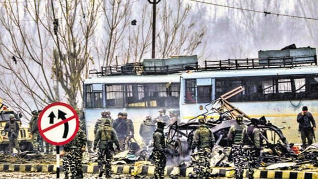 Pulwama was a defining moment for geopolitics in South Asia(PTI)