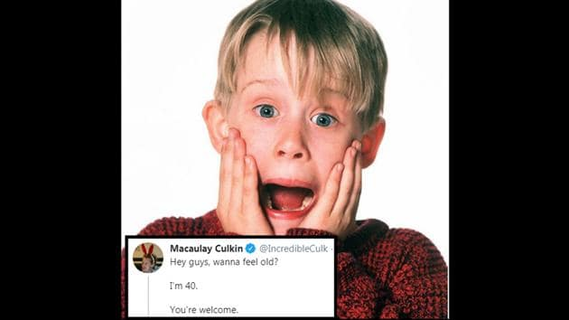 Macaulay Culkin, the actor who played Kevin as a kid, dropped a hilarious tweet .(Twitter/@IncredibleCulk)