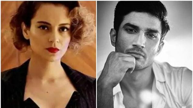 Kangana Ranaut has now spoken about the drugs scene in Bollywood parties in relation to the Sushant Singh Rajput death case.