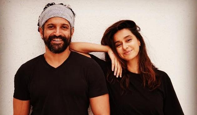 Farhan Akhtar has been in a relationship with Shibani Dandekar for two-and-a-half years now.