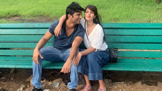 Rhea Chakraborty said that she was in a relationship with Sushant Singh Rajput at the time of his death.