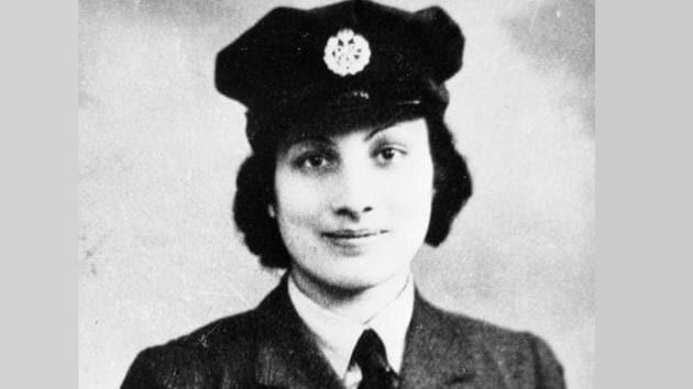 Noor Inyat Khan(Wikipedia)