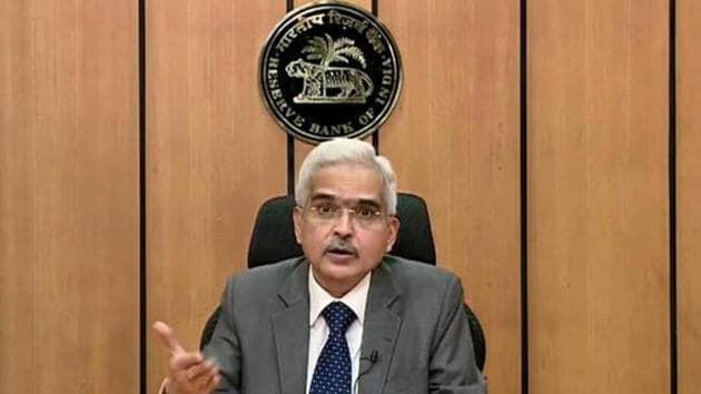 RBI Governor Shaktikanta Das(Mint)