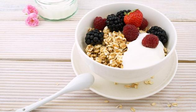 Overnight oats for a healthy meal.(Pixabay)