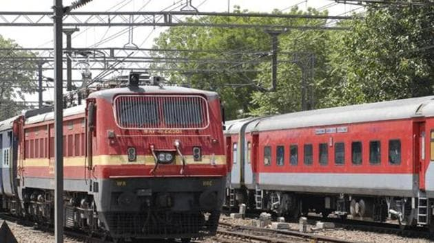 File photo: The northeastern railways (NER), Lucknow division has urged the Railway Board to increase the number of trains on these routes.(Rajkumar/HT photo)
