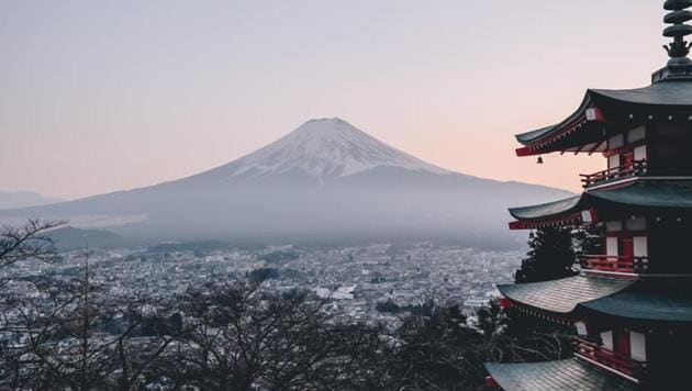 Chureito Pagoda, Fujiyoshida-shi, Japan(Unsplash)