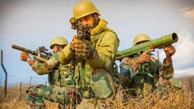 Criticism of India's possible presence at Kavkaz-2020 alongside Chinese and Pakistani troops has been growing ever since reports first emerged that New Delhi was extended an invitation to send a tri-services contingent to the exercise. (Photo@adgpi)