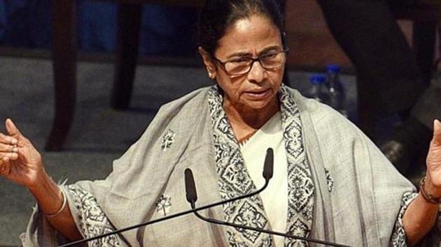 File photo: West Bengal Chief Minister Mamata Banerjee.(ANI)