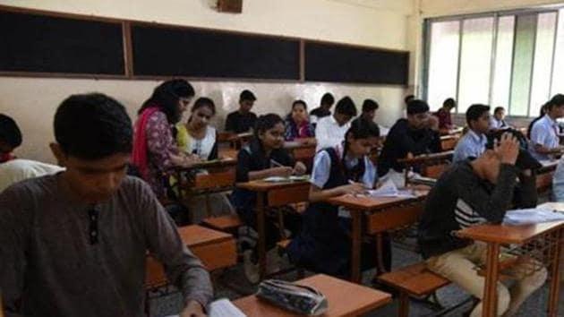 UP Board exams 2021(Hindustan Times)