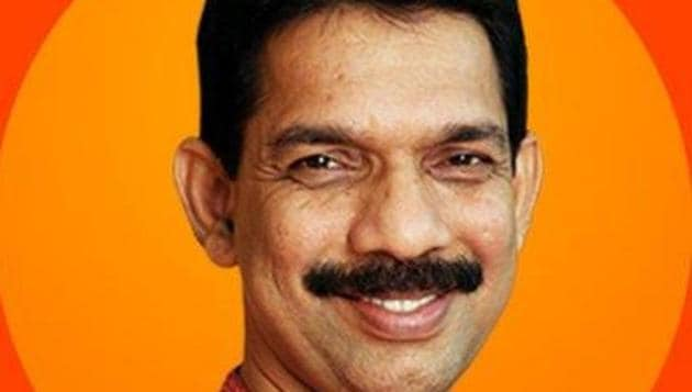 BJP's Karnataka unit chief Nalin Kumar Kateel is the MP from Dakshina Kannada seat.(TWITTER.)