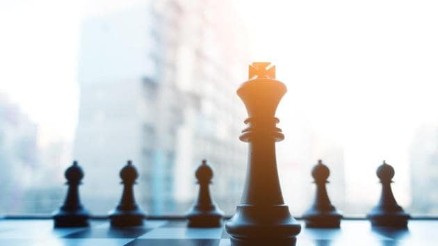 Chess board (Representational image)(Getty Images)