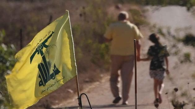 In the wake of the blast, Hezbollah has come under unprecedented public criticism and its role in Lebanese politics under intense scrutiny.(AP Photo)