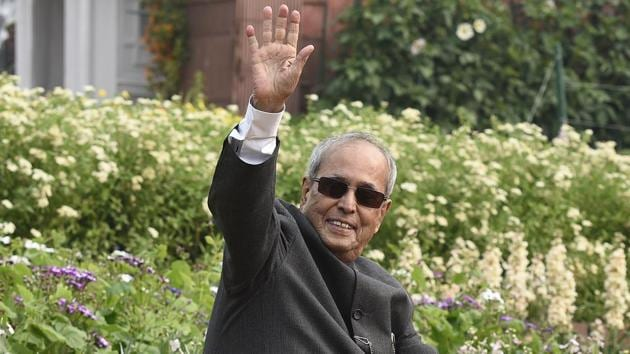 Pranab Mukherjee passes away: The former president's condition had deteriorated since yesterday, according to the army hospital where he was being treated.(Sonu Mehta/HT PHOTO)